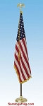 .Indoor Presentation Kit- USA Flag- GOVERNMENT GSpec